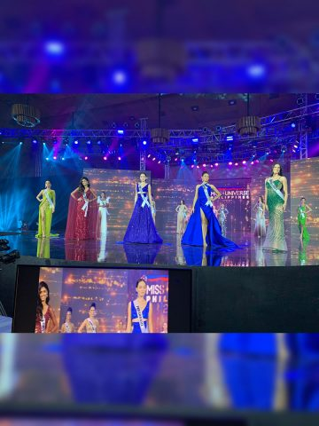 Judging in the Miss Universe-Miss Philippines—my dream come true