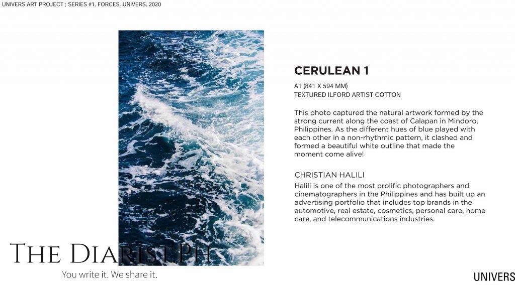 Cerulean by Christian Halii