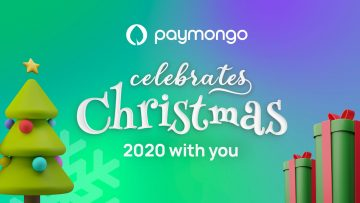 PayMongo celebrates <br> Christmas 2020 with you