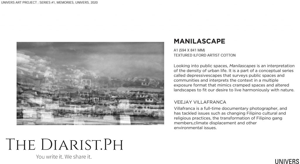 Manilascape by Veejay Villafranca