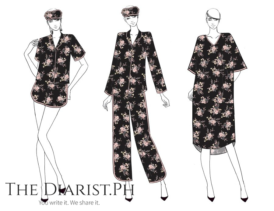 SM Sleepwear of pajamas, shorts, kaftans is the bestselling line.