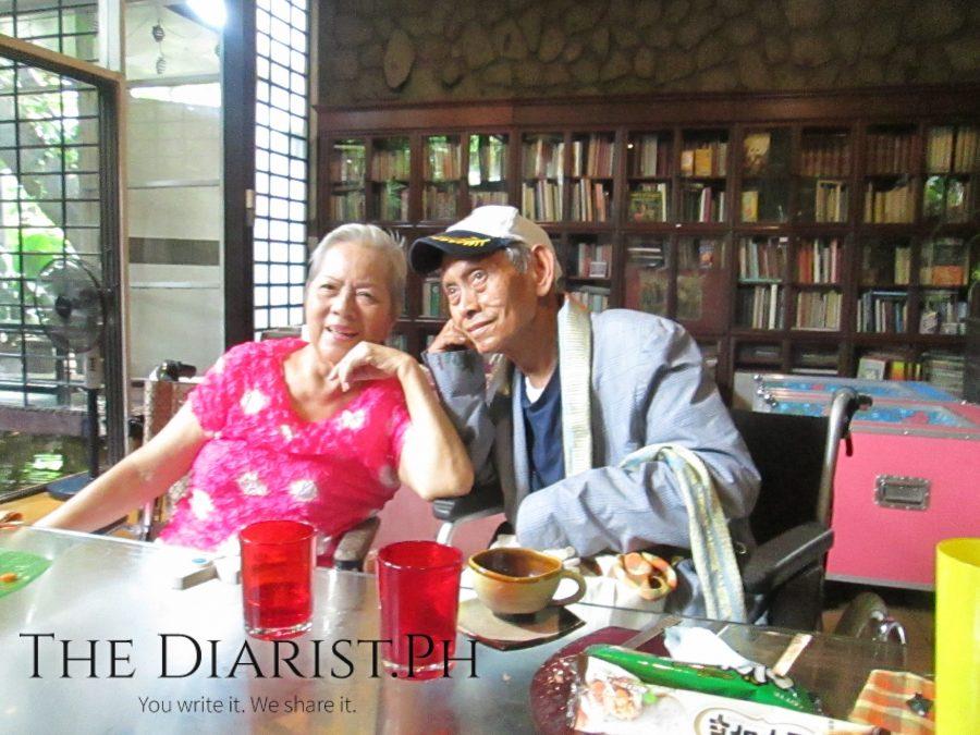 Gilda Cordero Fernando and David Cortez Medella