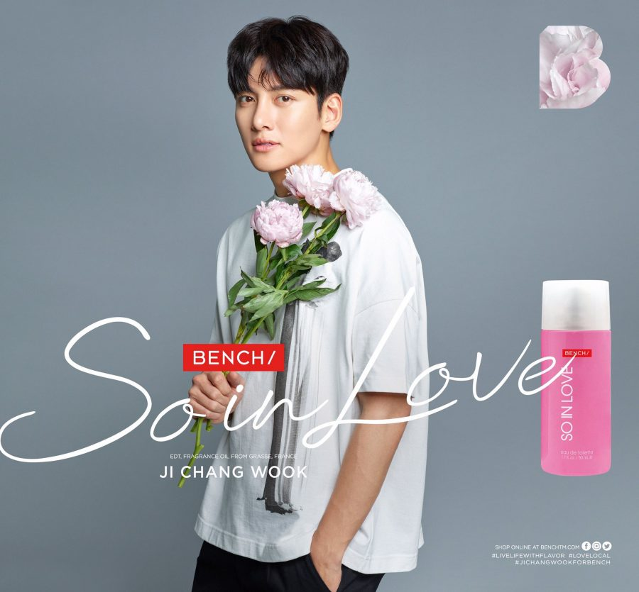 Ji Chang-wook, as Bench endorser, gave interviews to PH media in 2019, including the author and got her drawn to K-drama.