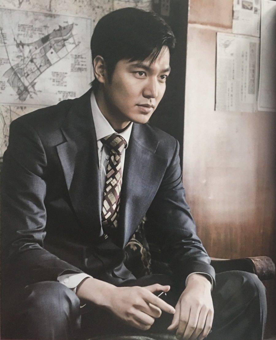 Lee Min-ho, who has big following in the Philippines, shown here in movie 'Gangnam Blues,' which uses Freddie Aguilar's 'Anak' as its OST.