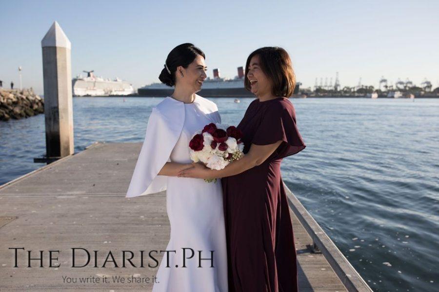 Sister act: Ida and Kimi