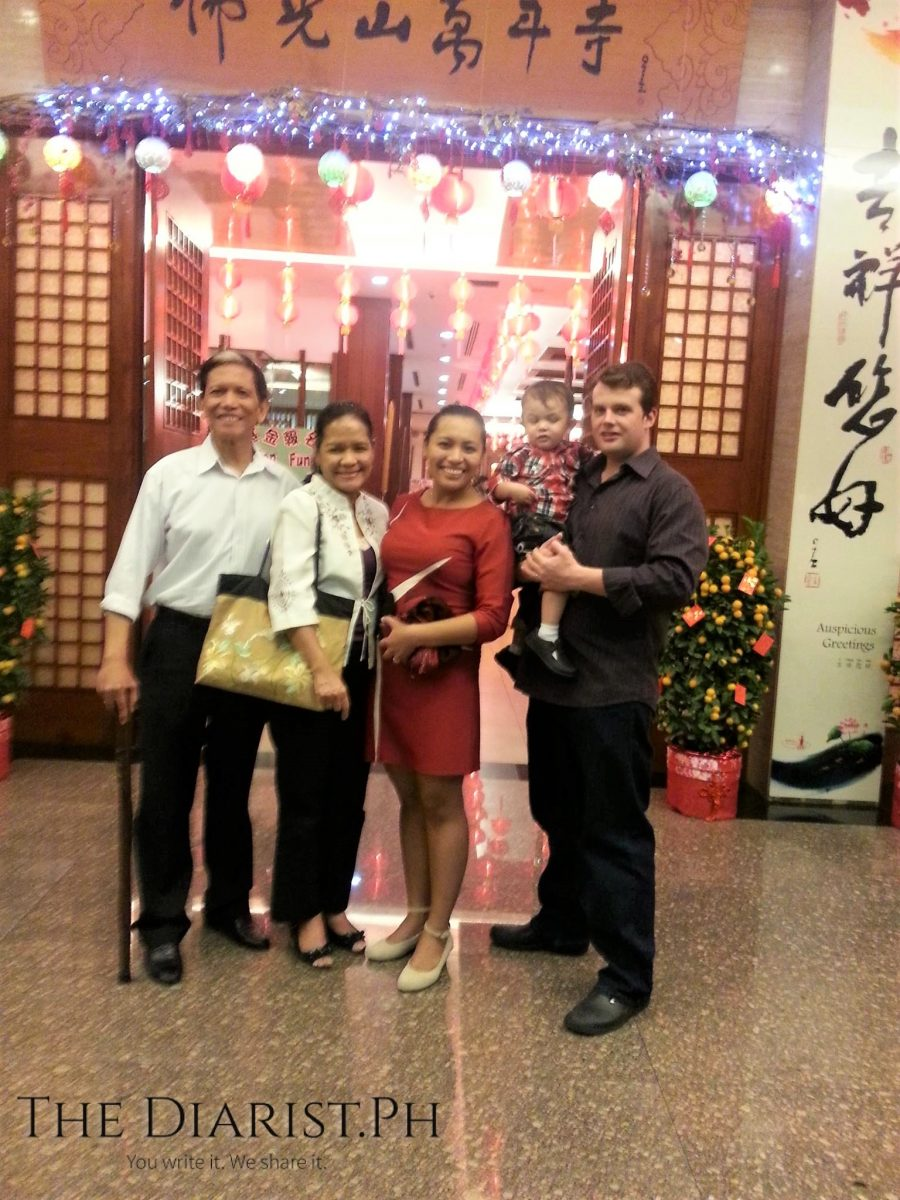 2014 Chinese NewYear at Fo Guang Shan Temple