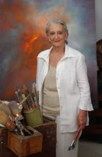 The blooms and sunsets <br> of Betsy Westendorp's life