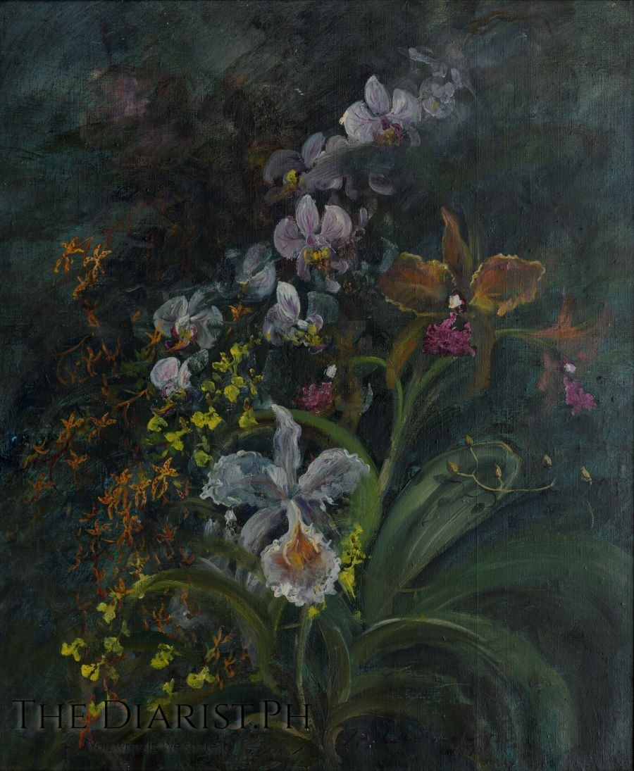 UNTITLED, 1990, Private Collection of Imelda Cojuangco