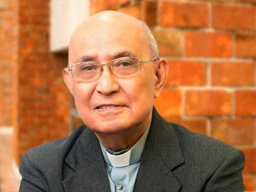 Fr. Joaquin Bernas, SJ:  The man <br> for all seasons and once in a generation