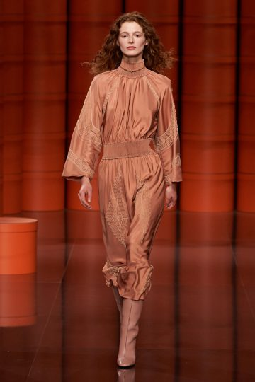 Hermès Fall-Winter 2021: A show <br> whose likes the world has never seen