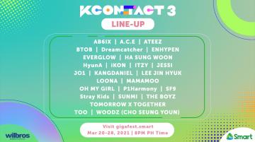 BTOB, ENHYPEN, MAMAMOO, Stray Kids, other idols in K-Pop fanfest