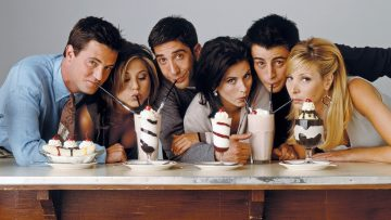 'Friends'—the sexy Gen-Xers <br> in my living room every week