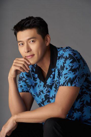 Hyun Bin tries to speak <br> little Tagalog in Bench shoot