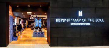 Finally, a BTS pop-up store in Manila