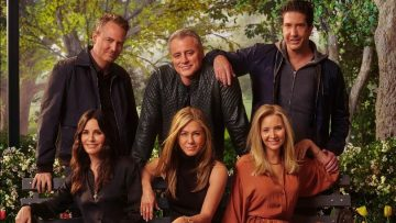 The Friends Reunion: It may not be <br> what you expected but…