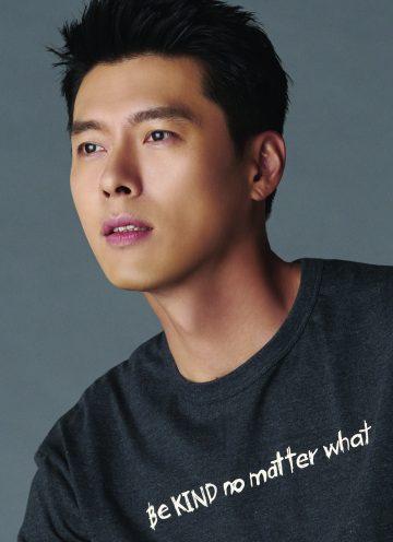 Has he moved on from CLOY?—Saranghae, Hyun Bin