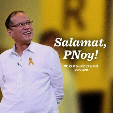 Aquino legacy: Democracy <br> and stability–warts and all