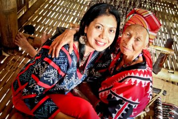 15-km mountain trek—Len Cabili's fulfilling climb to our tribes of weavers