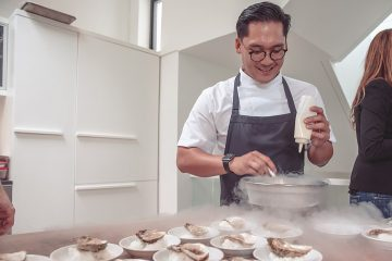 Vancouver chef: 'I've simplified halo-halo'