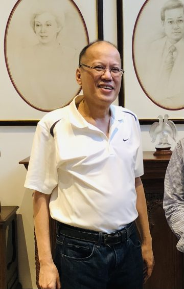 AWARE mourns death of PNoy