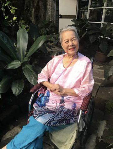 Gilda Cordero Fernando: <br> I miss you, Lola Mad