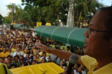 Noynoy: 'Now, leave some to God'