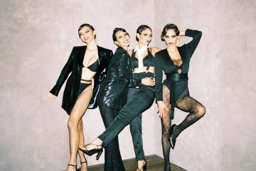 'Like putting puzzle pieces together'— <br> Pia Wurtzbach on Harper's Bazaar shoot