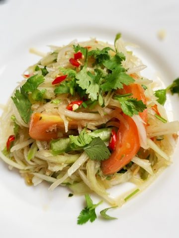 How to tweak Thai recipes to your liking