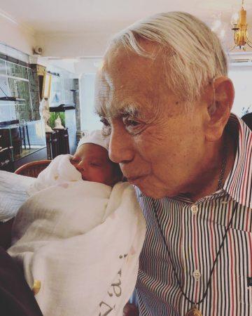 Lolo Benny lives on in his grandchildren, great grandchildren