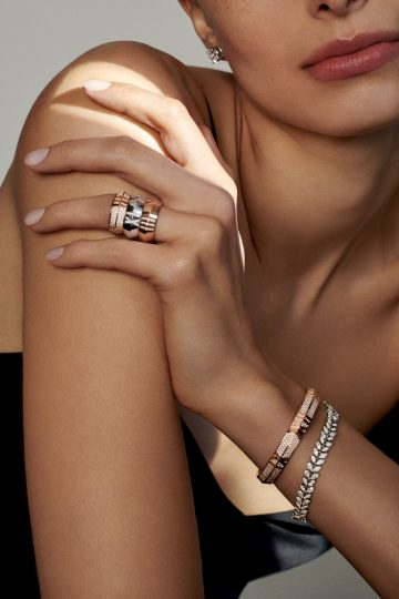 X marks the spot in Tiffany's <br> new collection