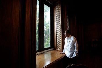 Aquino's death: The haunting