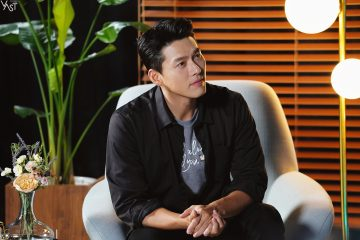 How Hyun Bin helped <br> a widow recover from grief