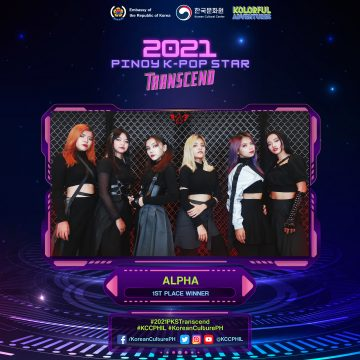 All-female Alpha PH tops Pinoy K-Pop event