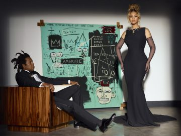 A first—Beyoncé and JAY-Z star <br> in Tiffany & Co.'s campaign