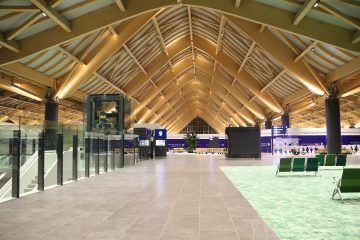 At last, an airport to suit <br> the Filipino culture and aesthetic