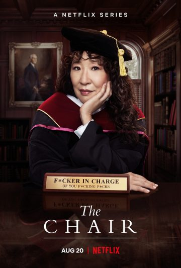 Sandra Oh owns 'The Chair,' <br> and Paolo Contis the 'Faraway Land'