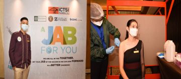 Solaire rolls out vaccination for its staff and their dependents