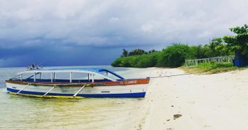 Boracay of the North: It's back <br> to the sea for my new year