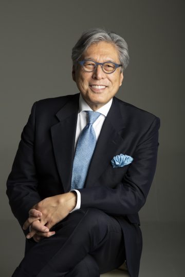 Renowned Japanese architect <br> Paul Tange holds design forum