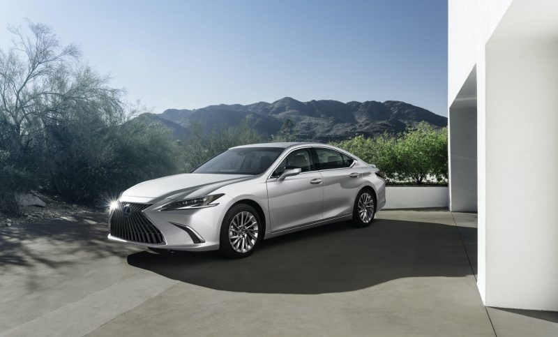 New Lexus ES: Why it's the quintessential luxury sedan