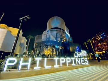 The Bangkota experience: The 'Shimmering Pavilion' and the Philippines' calling card to the world