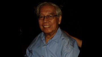 Prof. Eric Torres: My English teacher